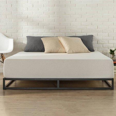 Zinus Joseph Modern Studio 6 Platforma Low Profile Bed Frame