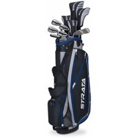Callaway Men's Strata Plus Complete 16-Piece Golf Club Set with Bag, Right Handed