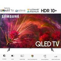 "Samsung QN65Q8FNB 65"" Q8FN QLED Smart 4K UHD TV (2018 Model) - (Certified Refurbished)"