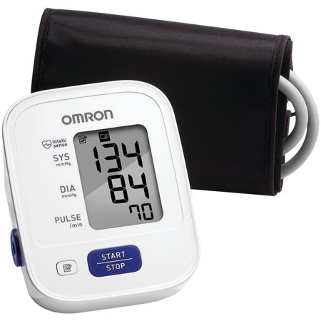 Omron 3 Series Upper Arm Blood Pressure Monitor