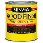 Minwax Wood Finish, Half Pint, Ebony