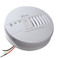Kidde AC Hardwired Operated Carbon Monoxide Alarm KN-COB-IC