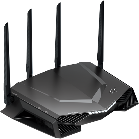 Netgear AC2600 Dual Band Nighthawk Pro Gaming WiFi Router (XR500)