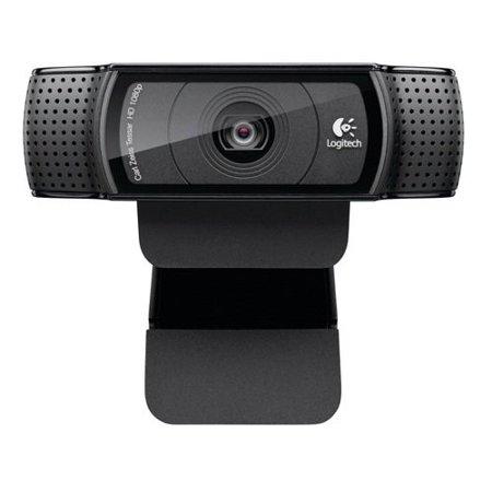 - Logitech C920 HD Pro Webcam