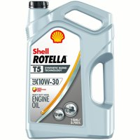 Shell Rotella T5 10W-30 Diesel Engine Oil, 1 gal
