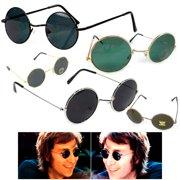 93adfdbb01 1 John Lennon Sunglasses Round Hippies Shades Retro Vintage 60s 70s Small  Uv100