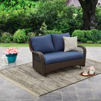 Better Homes and Gardens Colebrook Outdoor Glider Bench