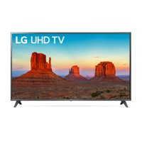 "LG 75"" Class (74.5"" Diag) - 4K (2160) HDR Smart LED UHD TV 75UK6190PUB"