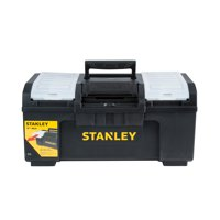 """Stanley STST19420 Black 19"""" 1 Touch Toolbox"""