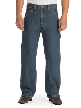 Signature by Levi Strauss & Co. Men's Big & Tall Carpenter Jeans