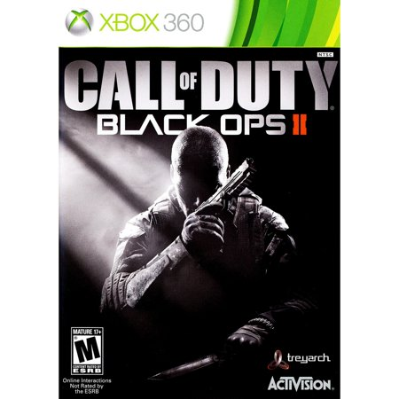 - Call Of Duty: Black Ops II, Activision, Xbox 360, 047875881938