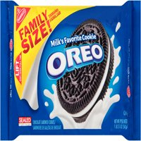 Nabisco Oreo Sandwich Cookies Family Size, 19.1 Oz.