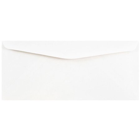Paper Window Envelope (JAM Paper #10 Business Commercial Envelopes, 4 1/8 x 9 1/2, White, 100/Pack )