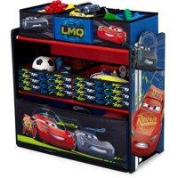 Disney Pixar Cars Multi-Bin Toy Organizer by Delta Children
