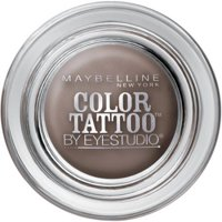 Maybelline 24 Hour Eyeshadow, Tough as Taupe, 0.14 Oz