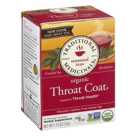 (6 Boxes) TRADITIONAL MEDICINAL THROAT COAT