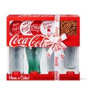 Coca Cola Glass Collector's Set