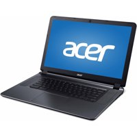 "Manufacturer Refurbished Acer CB3-532-C47C 15.6"" Chromebook, Chrome OS, Intel Celeron N3060 Processor, 2GB RAM, 16GB Flash Drive"
