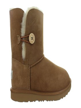 Kids UGG Bailey Button II Boot Chestnut Brown 1017400K-CHE