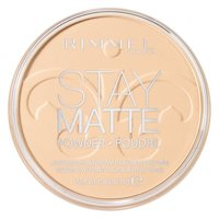 Rimmel Stay Matte Pressed Powder in 001 Transparent