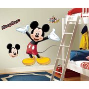 Disney Mickey Mouse Giant Wall Decal 2a1fa70db1c