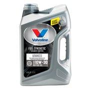 Valvoline™ Advanced Full Synthetic SAE 10W-30 Motor Oil - Easy Pour 5 Quart