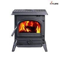 HiFlame EPA Pony HF517UB 1600sq ft wood stove