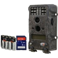 TeleDynamicsMicro T Series 7MP Game Camera Bundle with SD Card and Batteries Included