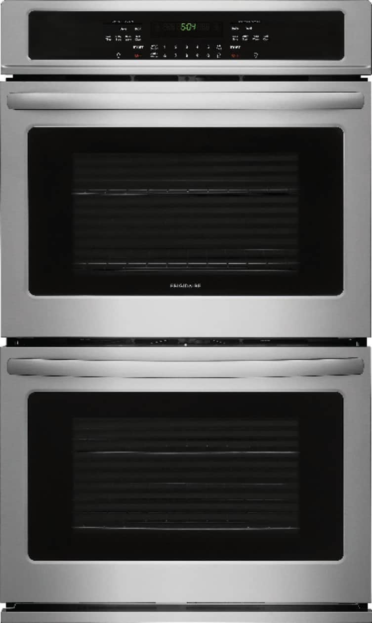 Frigidaire Ffet2726t 27'' Wide 7.6 Cu. Ft. Double Electric Oven