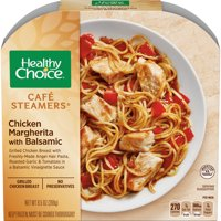 Healthy Choice Cafe Steamers Frozen Dinner, Chicken Margherita with Balsamic, 9.5 Ounce