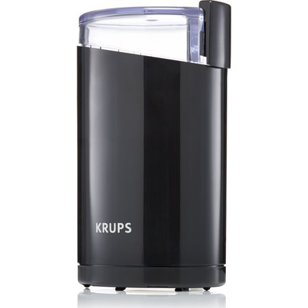 - KRUPS Stainless Steel Electric Coffee and Spice Grinder