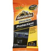 Armor All Original Protectant Wipes Flat Pack, 20 count, 18241