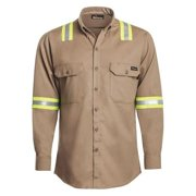 21eb1e559a93 Workrite Fr Flame Resistant Collared Shirt