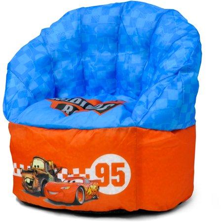 Race Car Bean - Disney/Pixar Cars Toddler Bean Bag Chair