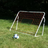 Franklin Sports 6' x 3' Adjustable Soccer Rebounder for Training