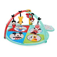 Disney Baby Mickey Mouse Easy Store Playmat Foldable Activity Gym