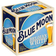 Blue Moon Belgian White Ale, 12 pack, 12 fl oz