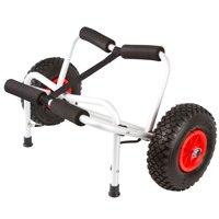 Portable Folding Kayak or Canoe Carrier Dolly Cart