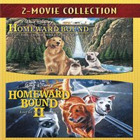 Homeward Bound: The Incredible Journey / Homeward Bound II: Lost San Francisco (DVD)