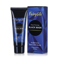 Product Image FairyGlo Charcoal Peel off Mask, Blackhead Remover Black Face Mask Activated Natural Charcoal Black Mask