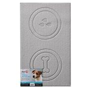 Aspen Pet Foam Dog Food & Water Bowl Mat
