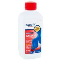 Equate Maximum Strength Cherry Antacid, 12 fl oz