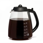 Cafe Brew Universal Replacement Glass Coffee Carafe - 12 CUP, 1.0 CT