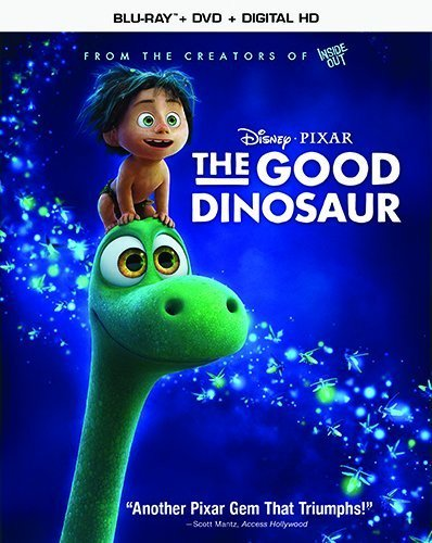 The Good Dinosaur (Blu-ray + DVD + Digital HD) - The Dinosaur Place Coupons
