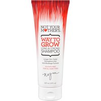 Not Your Mothers Way To Grow Long & Strong Shampoo. Long Hair Shampoo 8 Oz