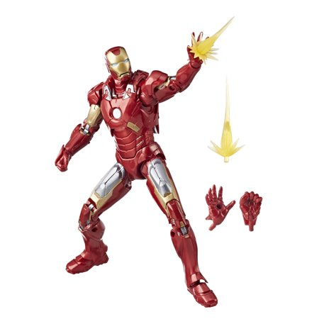 Vii Leather (Marvel Studios: The First Ten Years The Avengers Iron Man Mark)