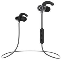 Huawei G610s Bluetooth Headset In-Ear Running Earbuds IPX4 Waterproof with Mic Stereo Earphones, CVC 6.0 Noise Cancellation, works with, Apple, Samsung,Google Pixel,LG