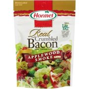 (2 Pack) Hormel Real Crumbled Bacon, Applewood Smoke, 3 Oz
