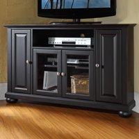"Crosley Furniture Alexandria Corner TV Stand for TVs up to 48"""