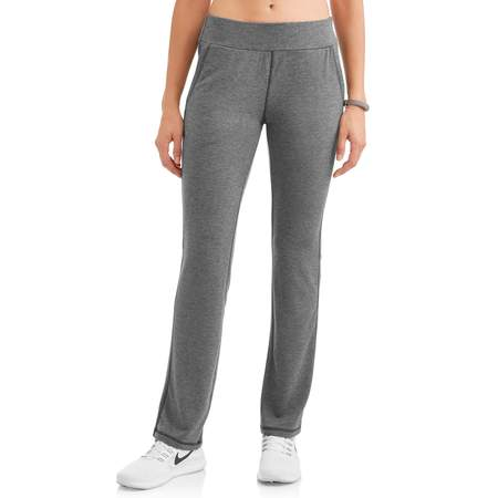 Women's Active French Terry Contrast Trim Relaxed Fit